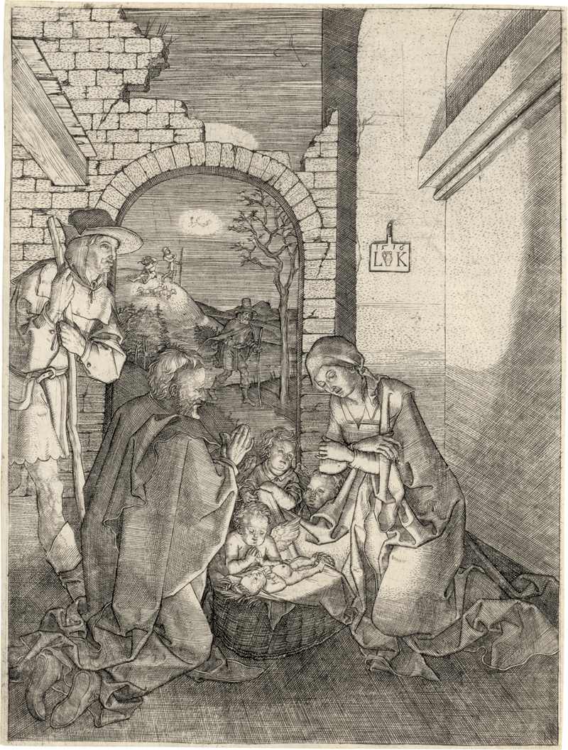 Krug, Ludwig: Die Geburt