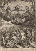 Collaert, Adriaen: Das jüngste Gericht