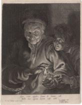 Pontius, Paulus: Die alte Frau mit der Kerze