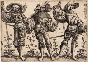 Hopfer, Daniel: Drei Schweizer Soldaten