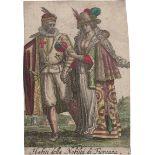 Lastman, Pieter Pietersz - nach: Kostuums uit Italië