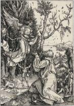 Dürer, Albrecht: Joachim auf dem Felde