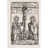 Holbein, Ambrosius: Die Kreuzigung