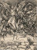Dürer, Albrecht: Michaels Kampf mit dem Drachen