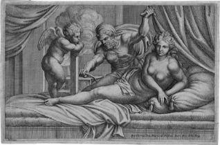 Pò, Pietro del: Venus und Vulkan