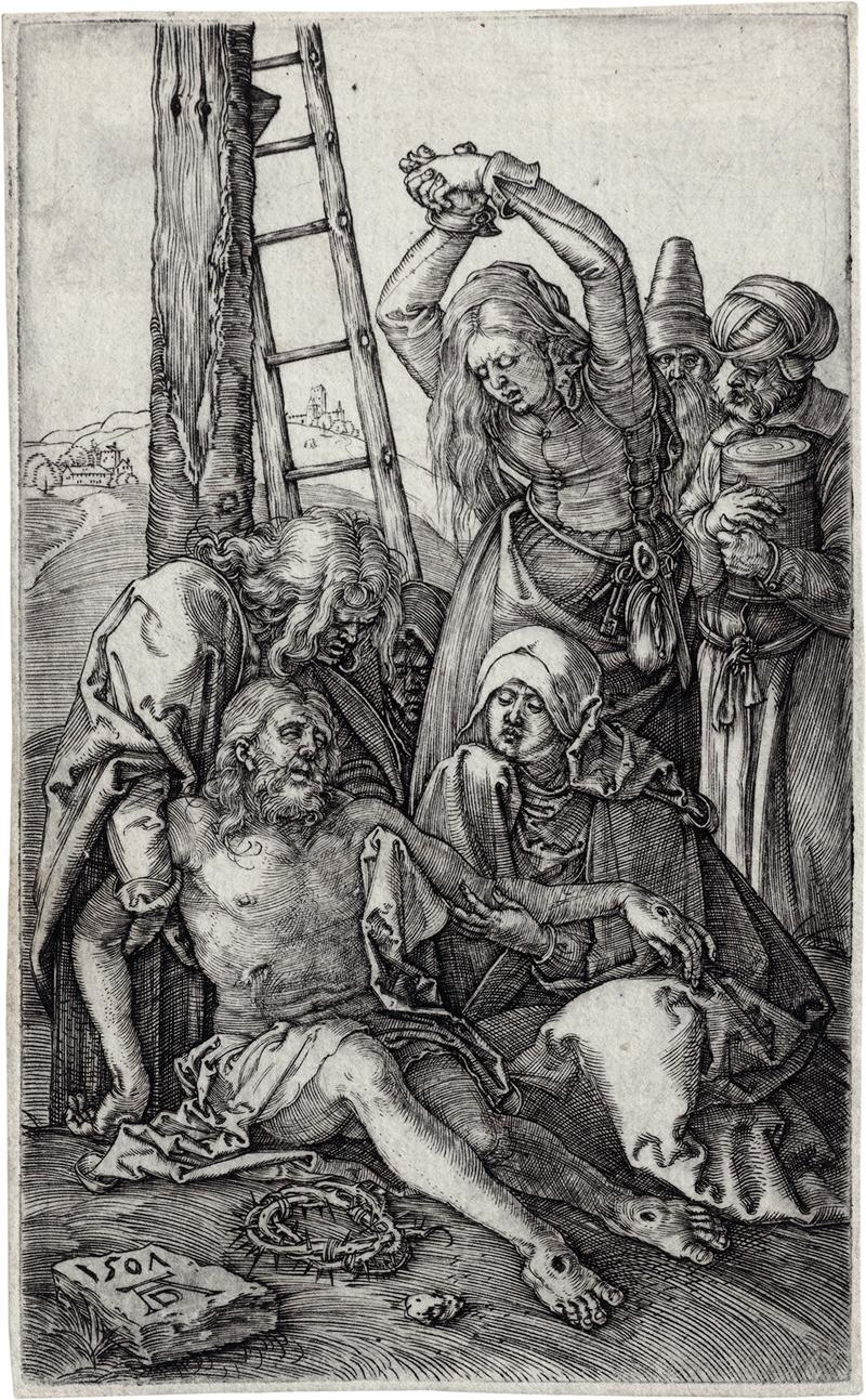 Dürer, Albrecht: Beweinung