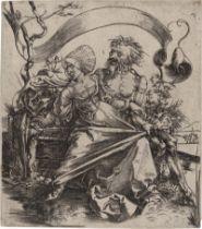Dürer, Albrecht: Der Gewalttätige