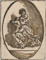 Parmigianino, Francesco: Die Madonna mit dem Kind