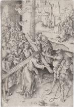 Meckenem, Israhel van: Die Kreuztragung