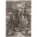 Dürer, Albrecht: Christus am Ölberg