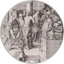 Leyden, Lucas van: Die Geißelung Christi