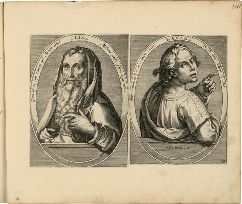 Galle, Joannes: Sammleralbum des 18. Jh. mit insgesamt 238 Kupferstichen... - Image 5 of 5
