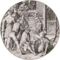 Leyden, Lucas van: Die Dornenkrönung