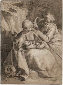 Büsinck, Ludolph: Die Heilige Familie