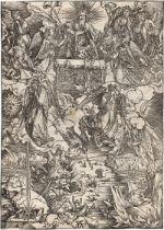 Dürer, Albrecht: Die sieben Posaunenengel