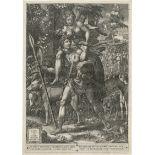 Ghisi, Giorgio: Allegorie der Jagd