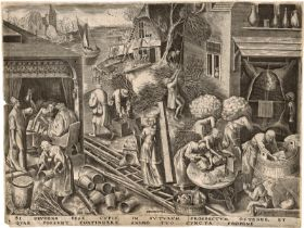 Bruegel d. Ä., Pieter - nach: Prudentia
