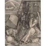 Dürer, Albrecht: Die Melancholie (Melencolia I)