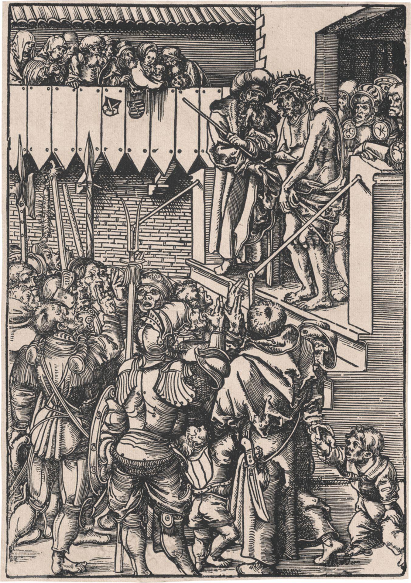 Cranach d. Ä., Lucas: Ecce Homo