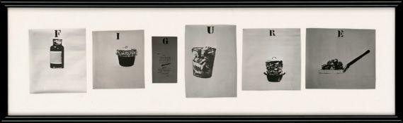 Broodthaers, Marcel: Figure, 1968/1974