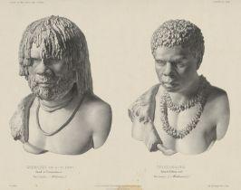 Dumont d'Urville, Jules Sebastian C...: Voyage au pole sud et dans l'Océanie