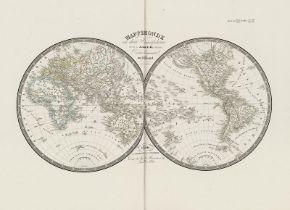 Brué, Adrien Hubert: Atlas universel