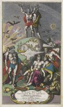 Homann, Johann Baptist: Kupfertitel und Kupferstichkarten