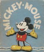 Disney, Walt: Mickey Mouse