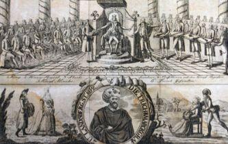 Allgemeine Welt-Chronik: Oder neue und wichtige Zeit-Geschichte
