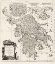 Santini, Paolo: Atlas universel dressé sur les meilleures cartes moderne...