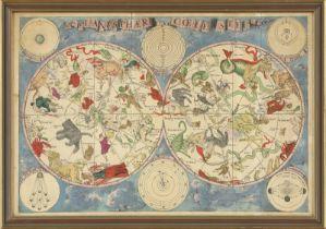 Wit, Frederik de: Planisphaerium coeleste