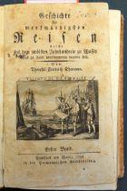 Ehrmann, Theophil Friedrich: Geschichte der merkwürdigsten Reisen