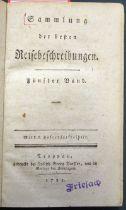 Wallis, Samuel: Reise um die Welt in den Jahren 1766, 1767 und 1768