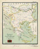 Babouk, J. E. v.: Manuskriptkarten