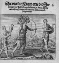 Lopez, Duarte und Bry, Johann Theod...: Regnum Congo hoc est Warhaffte