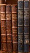CESCINSKY, Herbert & GRIBBLE, Ernest R - Early English Furniture & Woodwork : 2 vols,