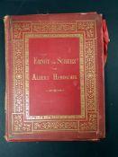 ALBUM - Ernst und Scherz von Albert Hendsche : 24 prints photographed by Th.
