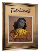 TIMMINS, Howard - Tretchikoff : illustrated throughout mainly in colour, org.