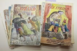 "ARDIZZONE, Edward - The Strand, December 1947, inc. "" Mr."