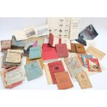 A collection of various military handbooks and regulations: together with a collection of WWII