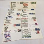 "12 x American first day covers from the ""Civil War Centennial"" series. All in varying designs."