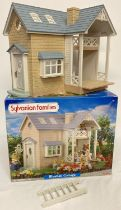 A boxed Flair Toys Sylvanian Families Bluebell cottage #4284