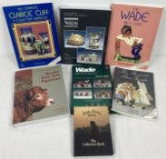 7 assorted collectors catalogues/price guides to include Wade, Clarice Cliff & Beswick. Publications