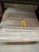 Lot de 7 racks pour frigo MKE # SS 49