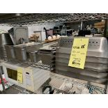 Lot de 30+ items stainless