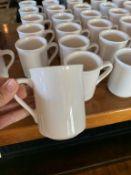 Lot de 50 tasses à café