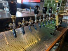 Systeme bières 15 taps - avec Ligne - PAS DE REFROIDISSEUR