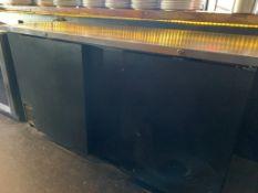 """Réfrigérateur à bar / bière BEVERAGE AIR 2 portes # BB 68 -1 - 69 x 28"""""""