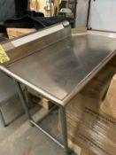 Table de vaisselle propre MKE # TC 4830L - Gauche NEUVE