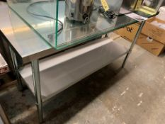 """Table de travail MKE # ECTC 6024 - 60 x 24 """" - NEUVE"""